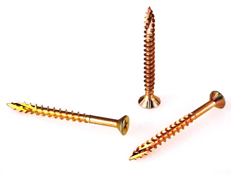 Special Thread Cutting Bullet Screw